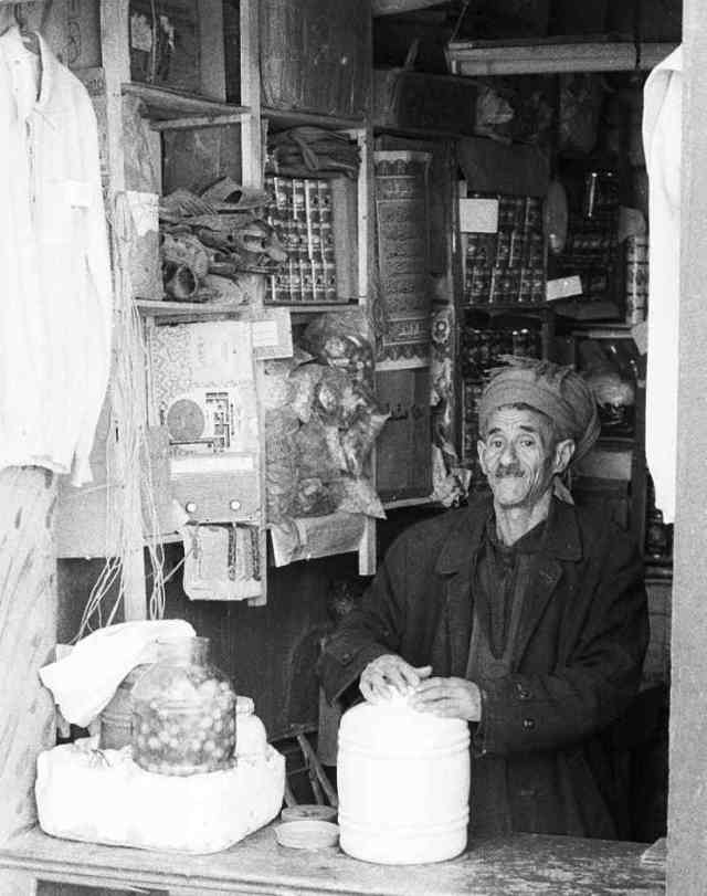 Shopkeeper Cairo