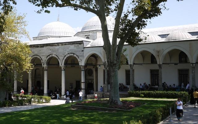 Topkapi Gardens
