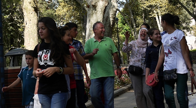 Gulhane Park Family fun