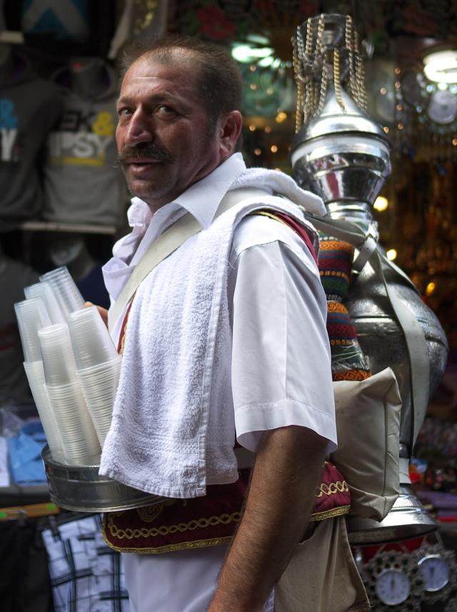 Drinkseller Grand bazaar