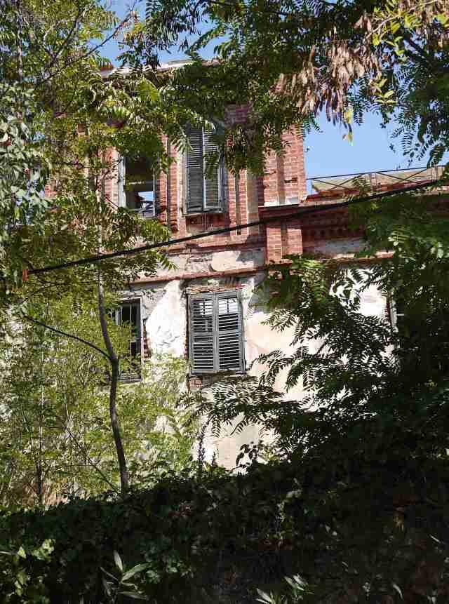 Trotsky's villa on Büyükada
