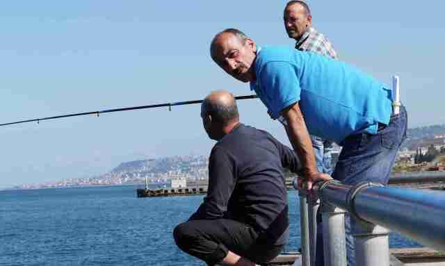 Fishermen at Akcaabat