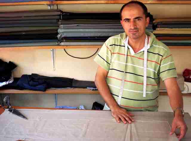 The turkish tailor