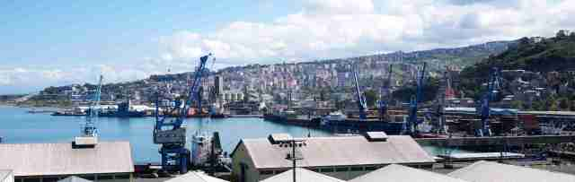 Trabzon port