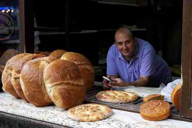 Vakfikebir ekmegi for sale