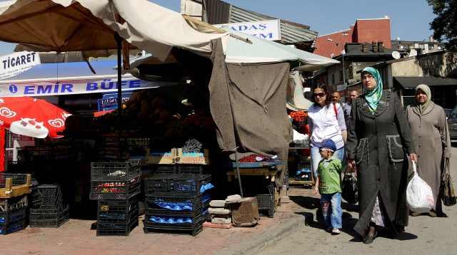 Erzurum market