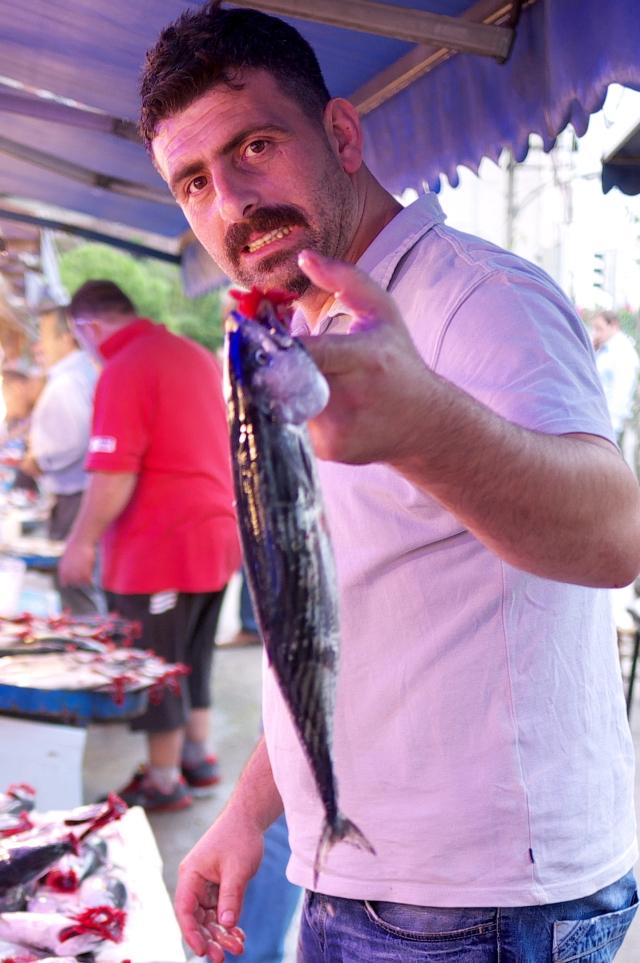 Fishmarket Trabzon