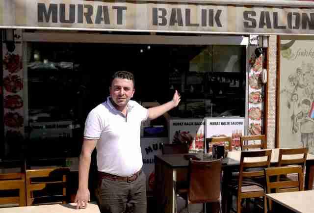 Murat Balik Salon   best fish restaurant in Trabzon