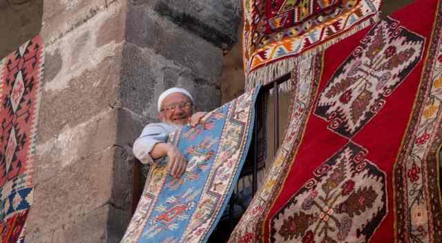 Kayseri carpets
