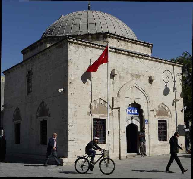 Konya Police station ..