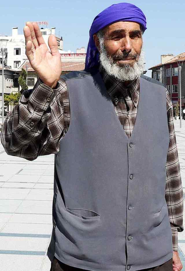Pilgrim to Konya