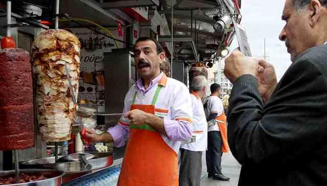 Istanbul kebabist