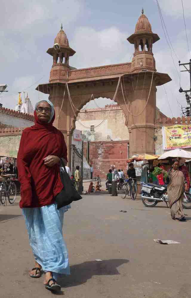 The old gate Bikaner