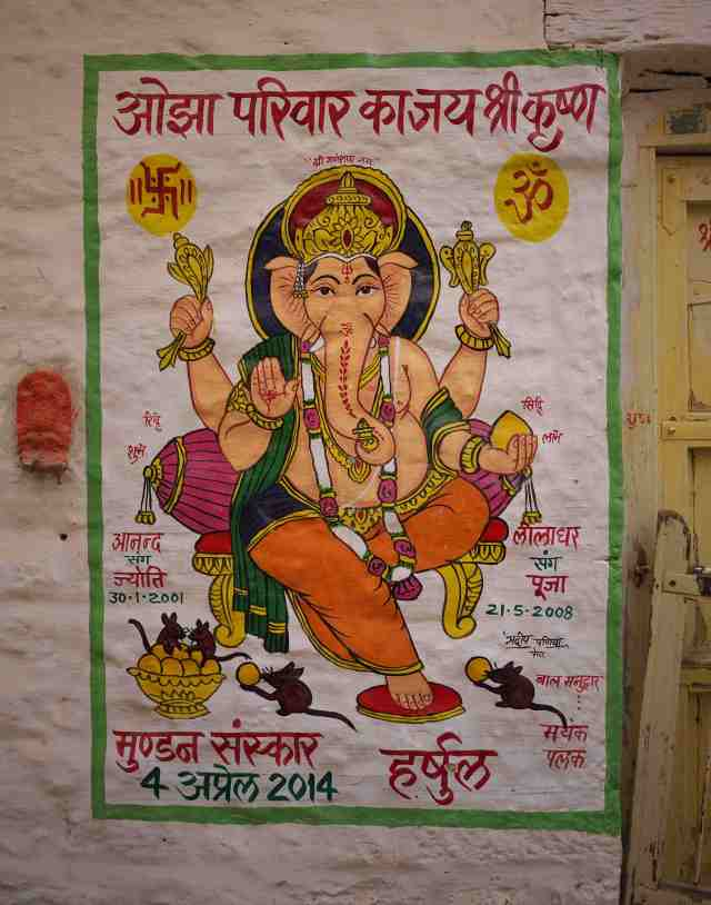 Ganesh  going to meet him alot over the next few months