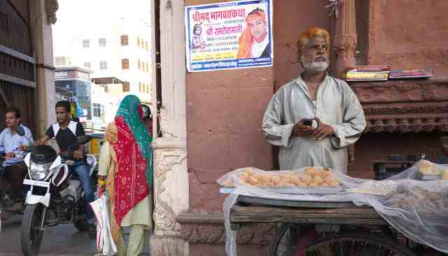 Jodhpur By the city gate
