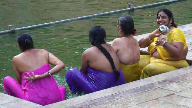 Women's pool