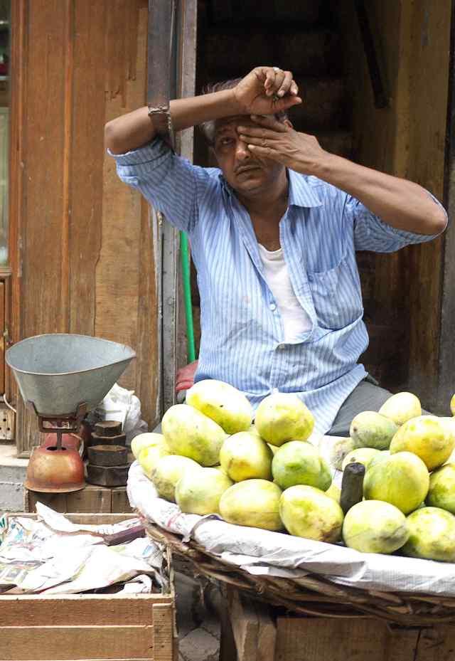 Street trader