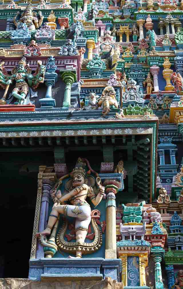 Temple Madurai ..detail