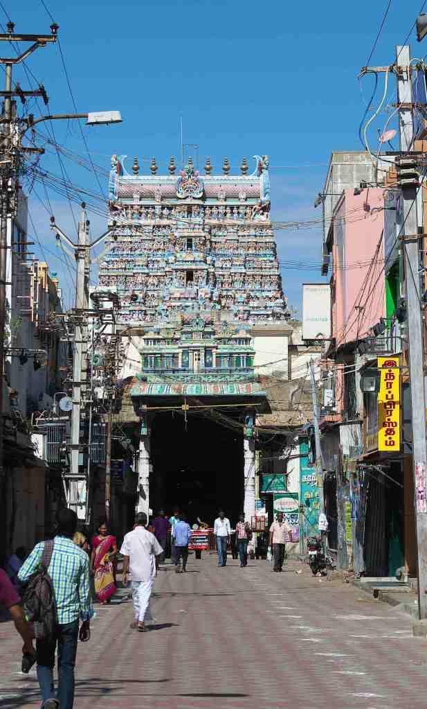 Street Madurai