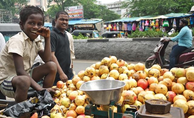 OLd town Chennai