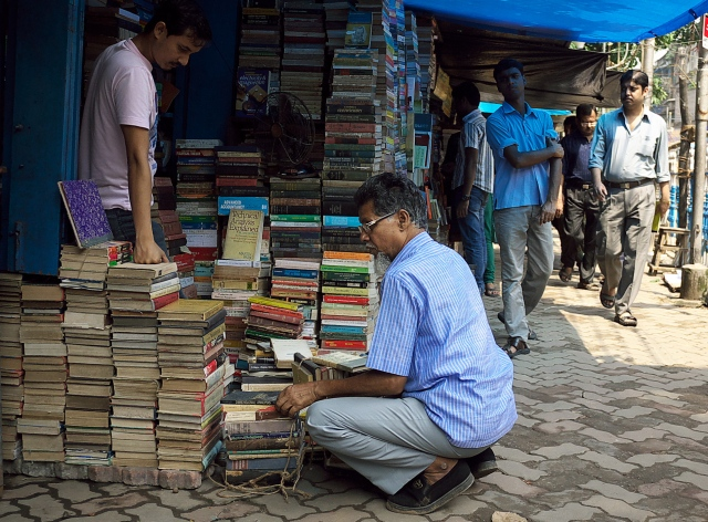 Calcutta Is the book capital of India
