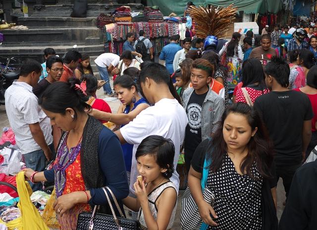 Nepalese Kathmandu